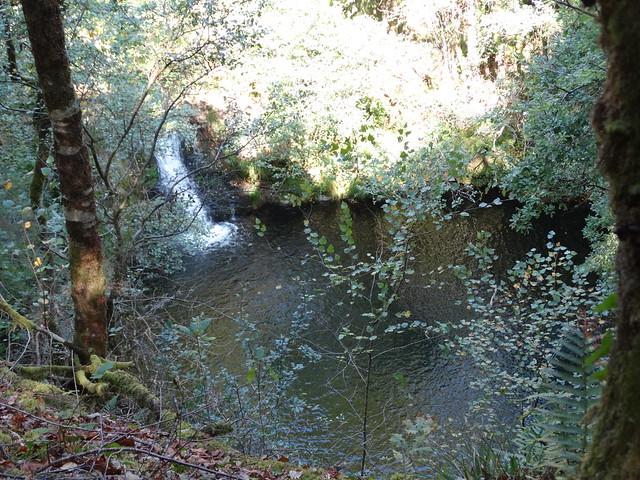 Cascada en el río Seixo