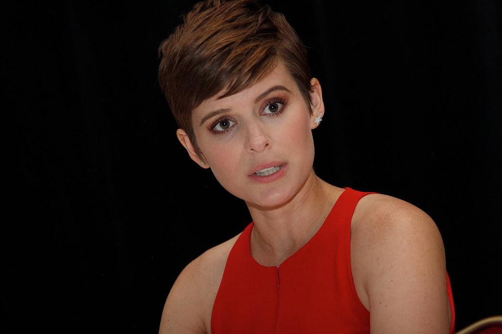 Кейт Мара — Пресс-конференция «Марсианин» на «TIFF» 2015 – 4