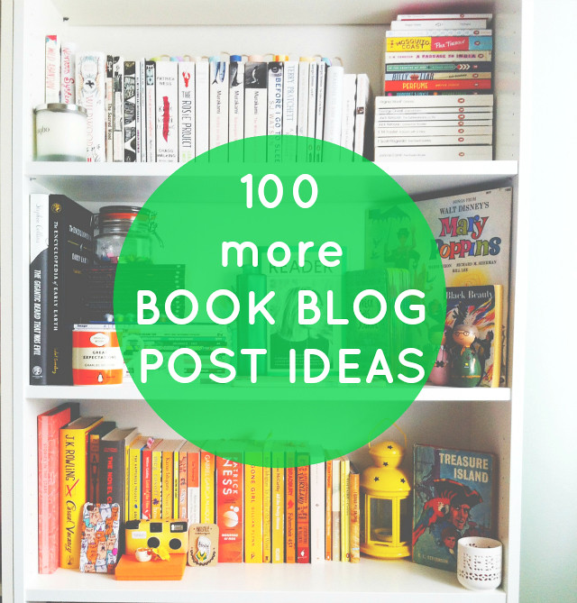 vivatramp book blog post ideas