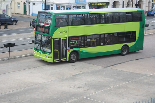 Go South Coast (Southern Vectis) 1993 HW52EPN