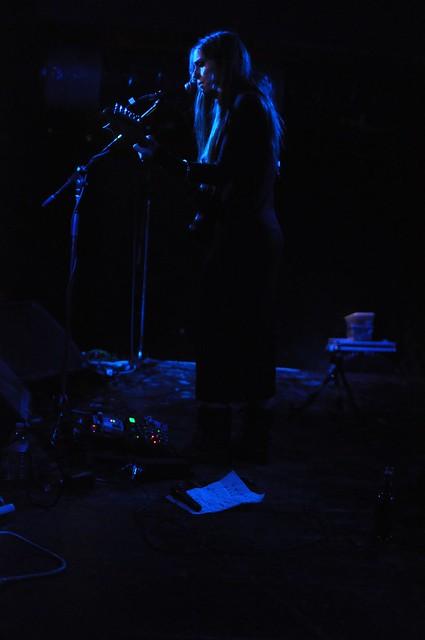 Emma Ruth Rundle at Mavericks