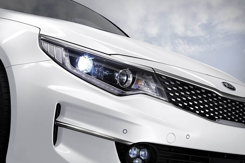 Kia Optima ext