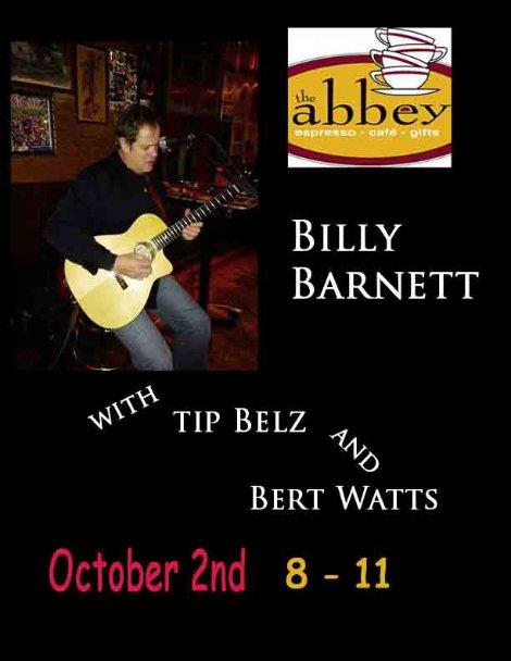 Billy Barnett 10-2-15