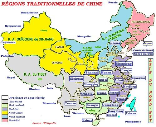 2012-15 Asie du Nord-Est