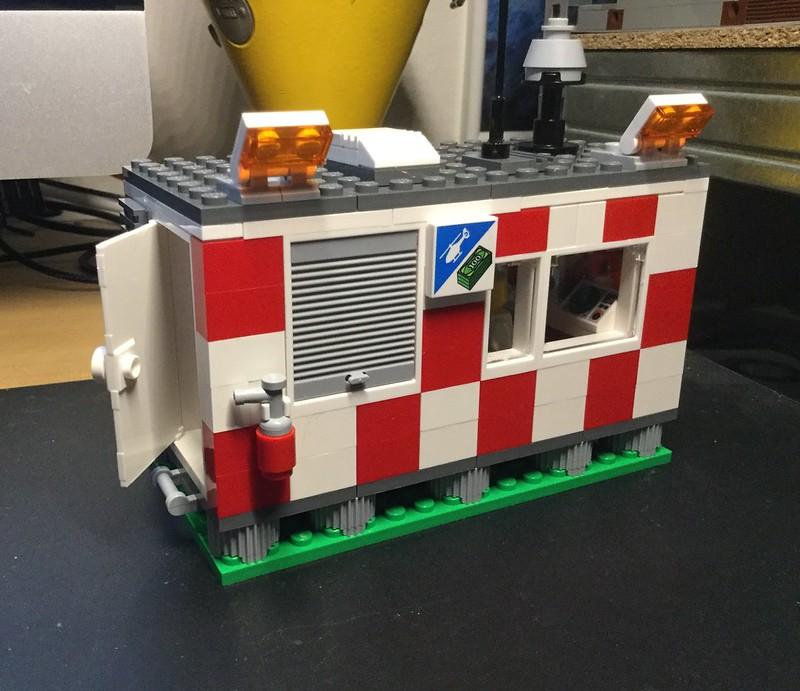 Lego City Airport Air Show Construction Set Multi Coloured Lego