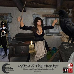 BMe Witch & the Hunter for MFH XIV