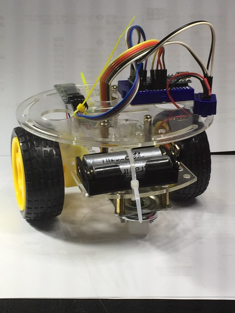 Simple Arduino Robot