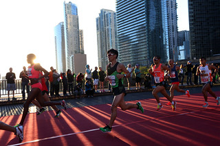 Maratón de Chicago 2015