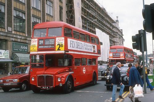 London Buses 'RM6'