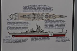 """USS Missouri """"The Mighty Mo"""""""