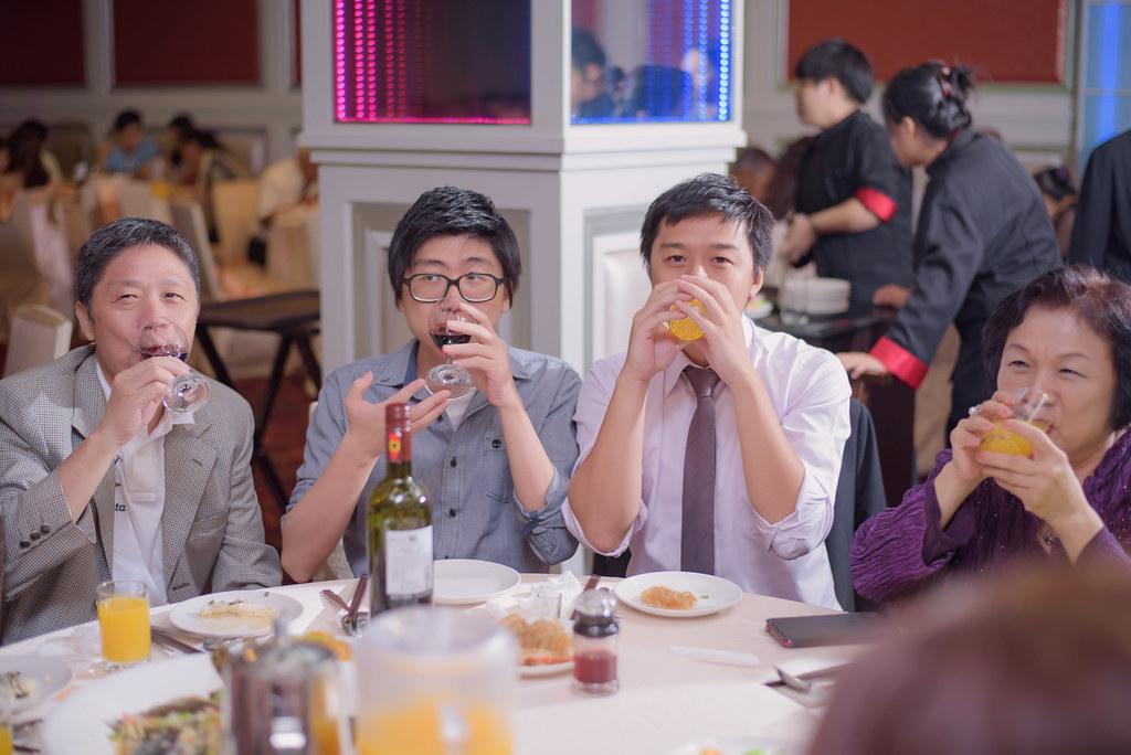20151004京華城雅悅會館婚禮記錄 (736)