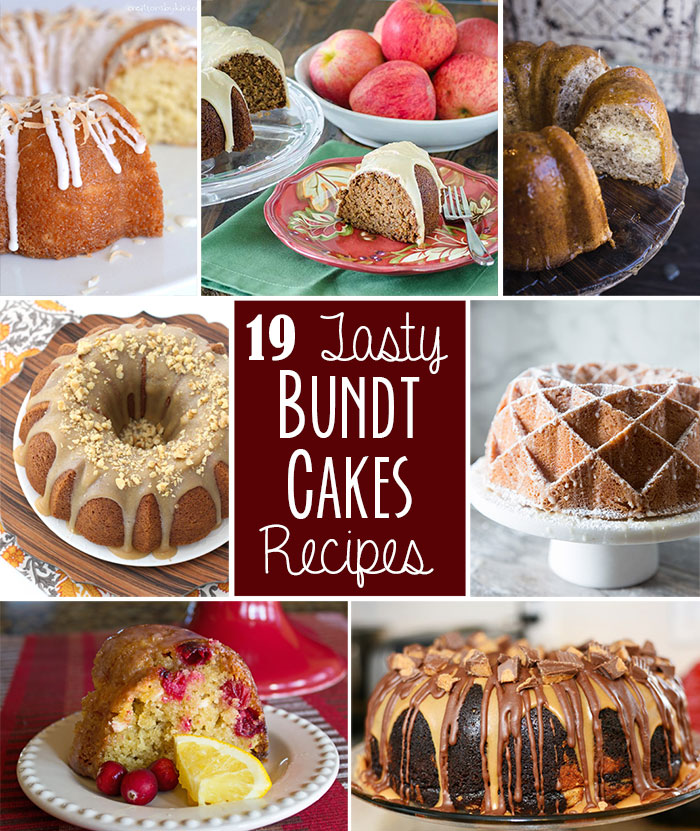 Coconut Pecan Cheesecake Bundt Cake Recipe 19 tasty bundt cake