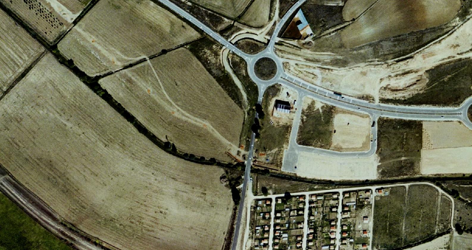 almazán, soria, to the laberint, antes, urbanismo, planeamiento, urbano, desastre, urbanístico, construcción