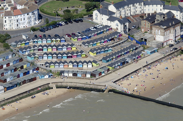 Walton-on-the-Naze seafront