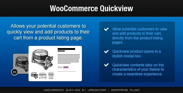 CodeCanyon WooCommerce Quickview v3.1.0