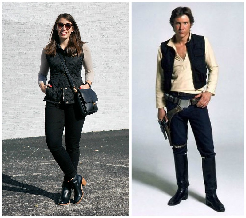 han solo style