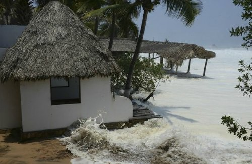 Prevén mar de fondo en costas de Oaxaca