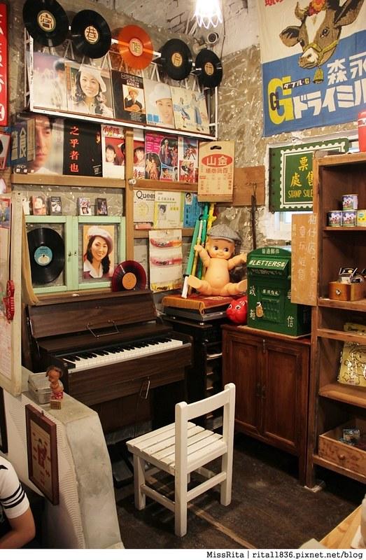 台中甜點 台中下午茶 台中老屋咖啡 台中咖啡 窩巷 Hidden Lane 窩巷甜點店 台中懷舊 台中窩巷16