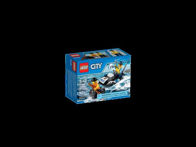 LEGO City 60126 - Tire Escape