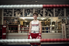 Young Boxer (:copyright: Jimmy Cheng)