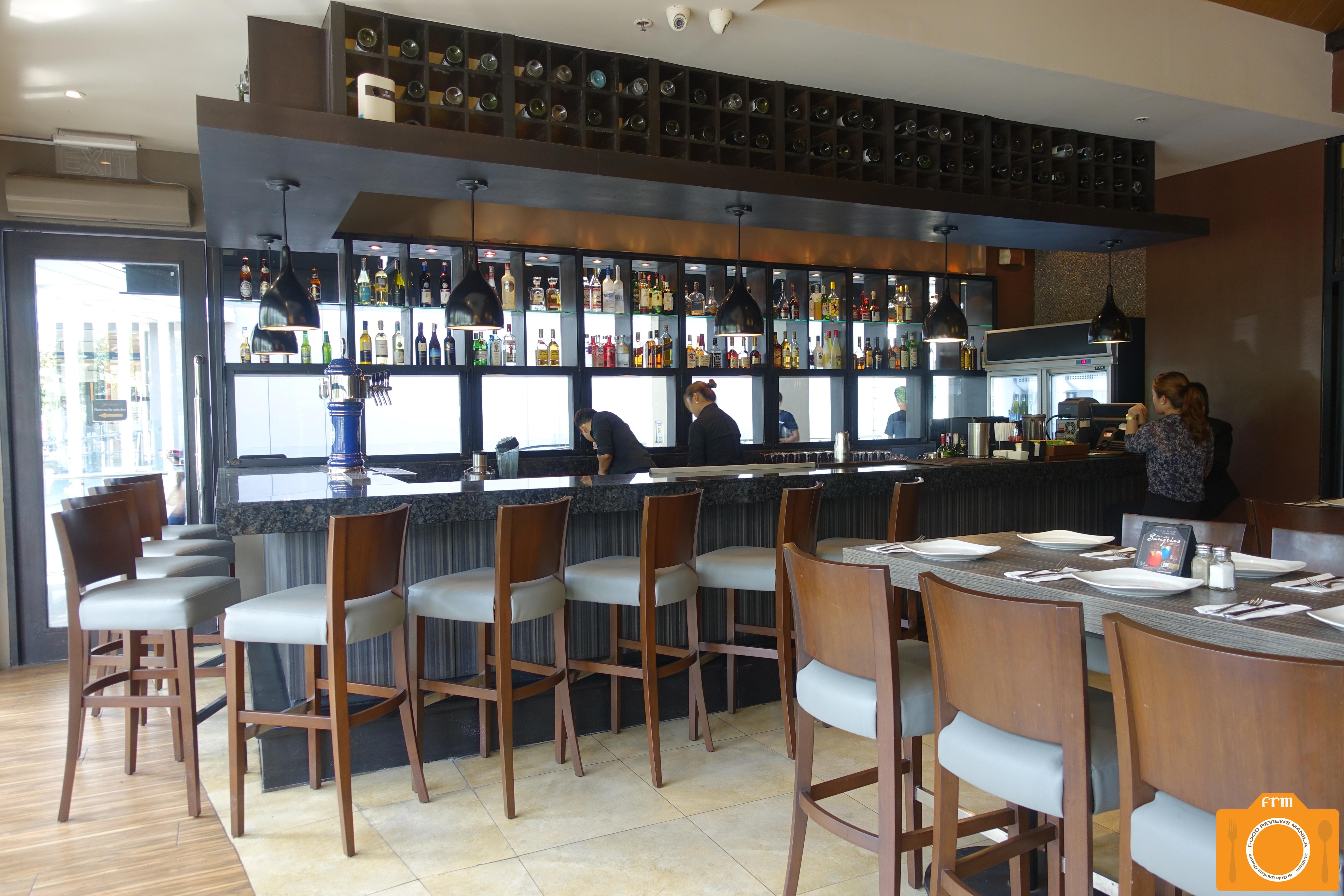 Village Tavern bar