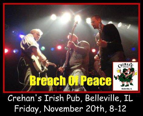 Breach Of Peace 11-20-15