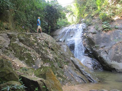 Chiang Rai: les chutes de Huai Mae Sai
