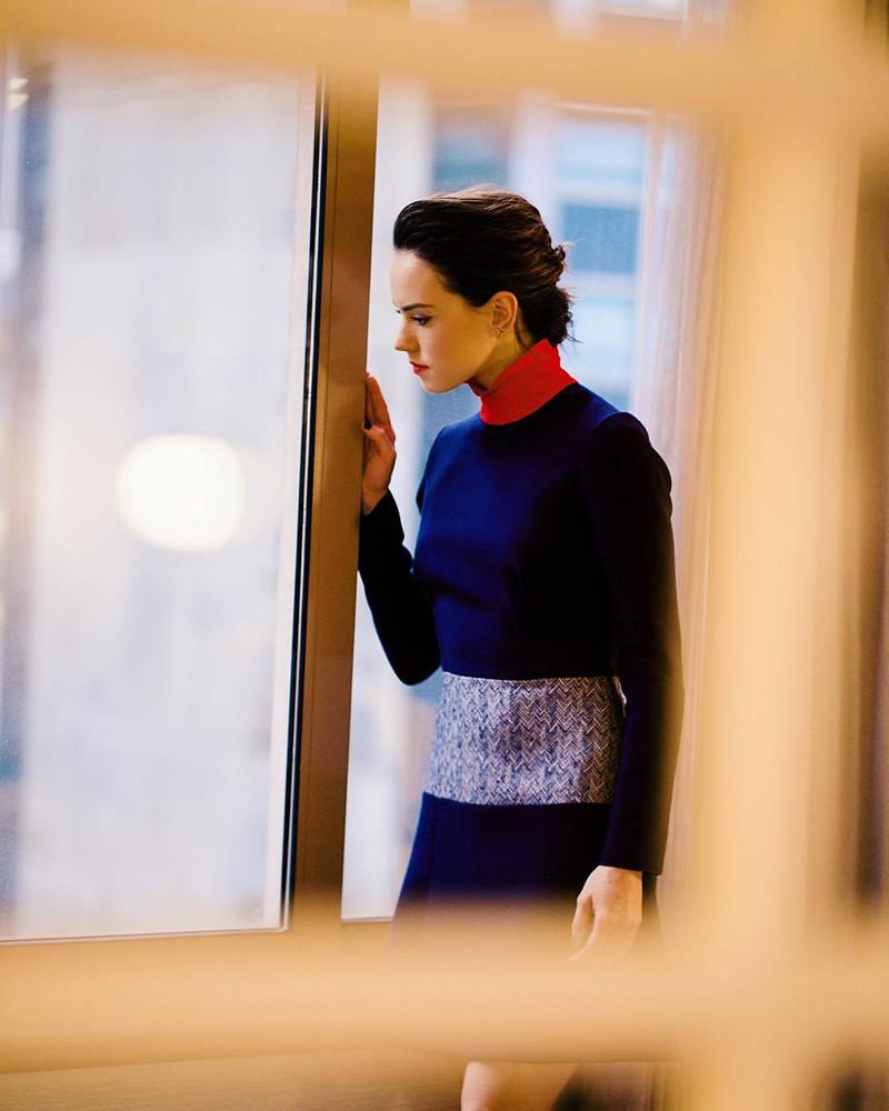Дэйзи Ридли — Фотосессия для «NY Times» 2015 – 1