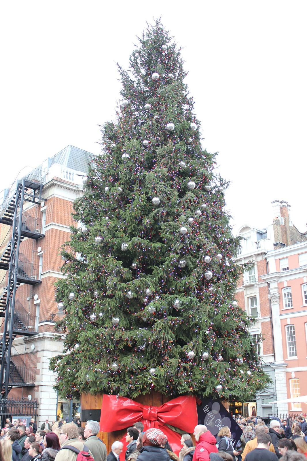 Christmas Time in London Town