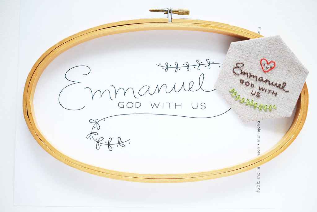 Emmanuel - God With Us