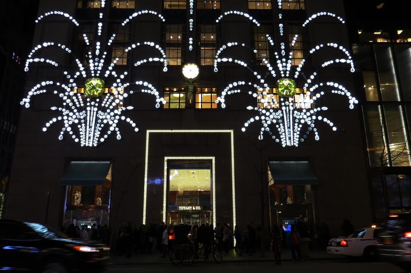 Tiffany, Fifth Avenue, NY