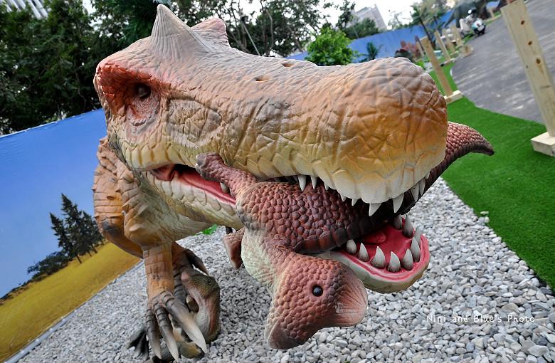 台中恐龍展11