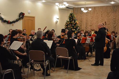 Рождественская встреча дипломатов 2015 год