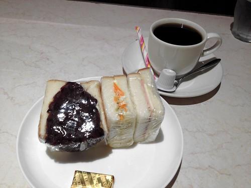 GORDO CAFEモーニング