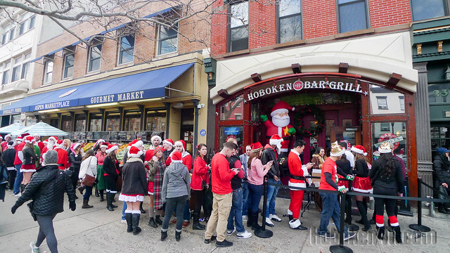 Hoboken SantaCon Shit Show Volume 1