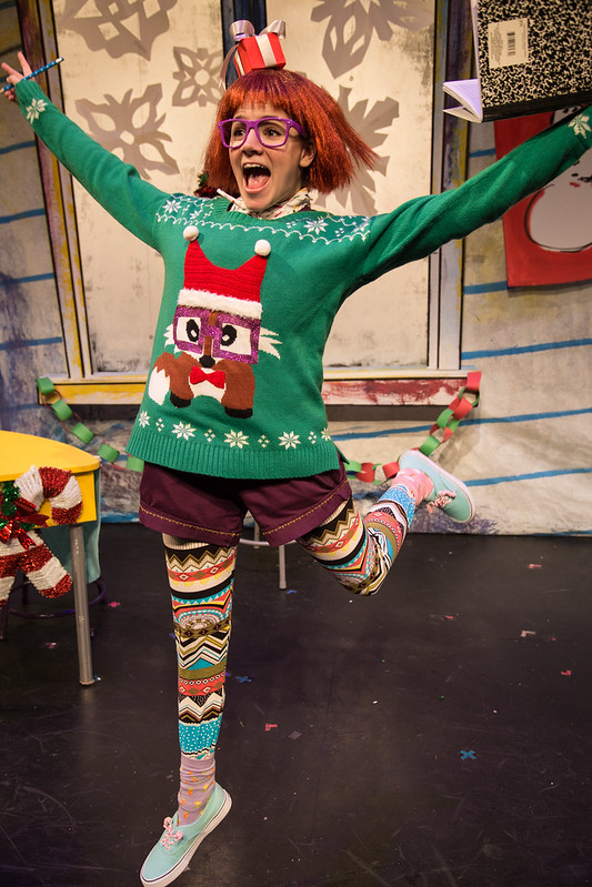 Emerald City Theatre's JUNIE B. JONES IN... JINGLE BELLS, BATMAN SMELLS!