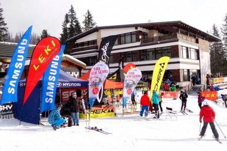 SNOW tour: na horách je vždy krásně