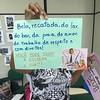 #NiUnaMenos. Bela...onde quiser. Oficina de cartazes. #everedaybrasil #everydaylatinamerica