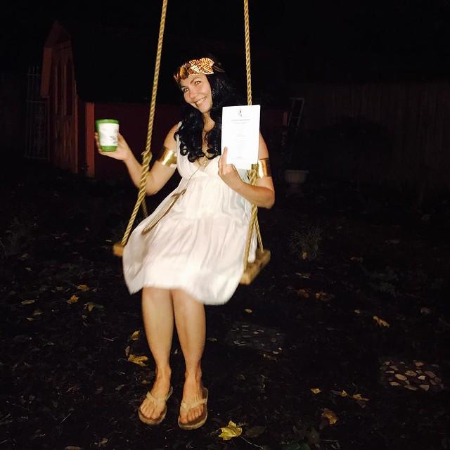 Swinging muse. @luov
