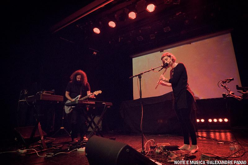 Acid Acid - Vodafone Mexefest '16