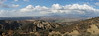 Cuyama Valley panorama by rozoneill