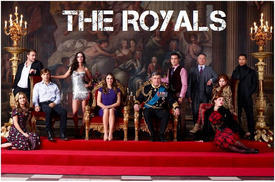 A tv show you should be watching: The Royals