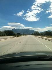 Road to Saratoga Springs, Utah