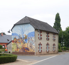 Had a nice lunch in this town. - Photo of Illifaut