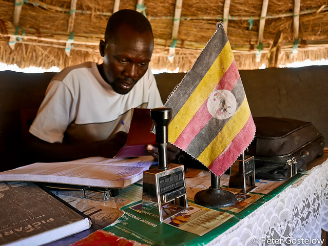 Ugandan immigration