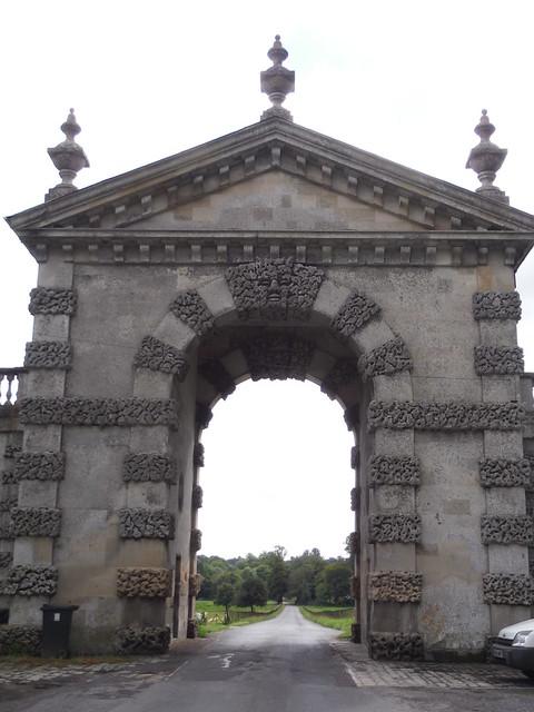 Fonthill Estate Entrance Arch (Close Up)