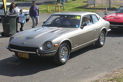 convertible(0.0), supercar(0.0), automobile(1.0), datsun/nissan z-car(1.0), vehicle(1.0), performance car(1.0), first generation nissan z-car (s30)(1.0), antique car(1.0), land vehicle(1.0), coupã©(1.0), sports car(1.0),