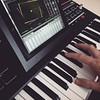 No soy de sintetizadores virtuales, prefiero... by GuilleMostaza