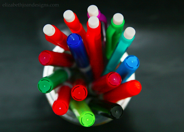 Marker Pencil Holder