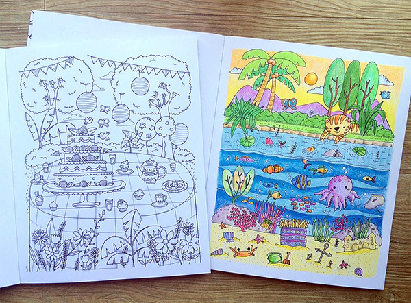 Hue Can Do It Coloring Book Launch Reg Silva